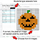 Halloween - Number Patterns: Addition & Subtraction - Google Sheets