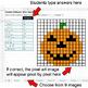 Halloween - Number Patterns: Misc Operations - Google Sheets Pixel Art