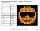 Halloween: Number Patterns: Multiplication & Division - Mystery Pictures
