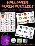 Halloween Number Puzzlers