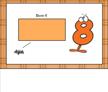 Halloween Number Recognition and Counting for Smart Board