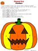 Halloween Number Review-Classifying rational numbers, opposite, absolute value.
