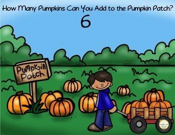 Halloween Activities Number Sense (1-20) Counting Activity