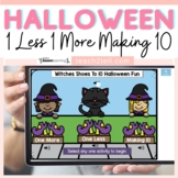 Halloween Number Sense Math Activities One More One Less M