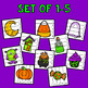 Halloween Number Sequencing Puzzles - Set of 10