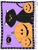 Halloween Number and Alphabet Puzzles