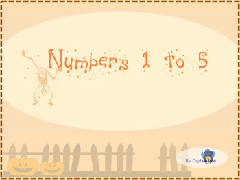 Halloween Numbers and Counting