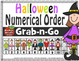 Halloween Activity - Numerical Order (Grab-n-Go)