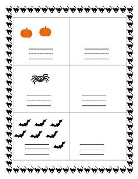 Halloween Números - Uno más