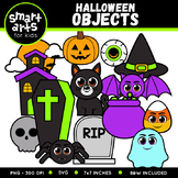 Halloween Objects Clipart