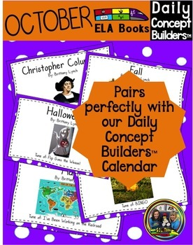 Fall Interactive Book and Song Bundle