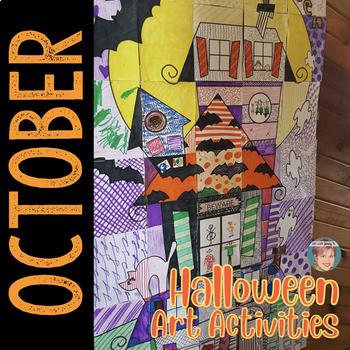 October BUNDLE - Halloween Activities Collection