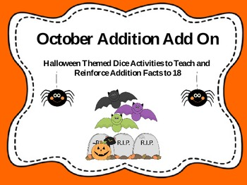 Halloween October Addition Add On