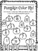 Halloween / October ~ No Prep Printables