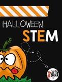 Halloween/ October STEM Challenges