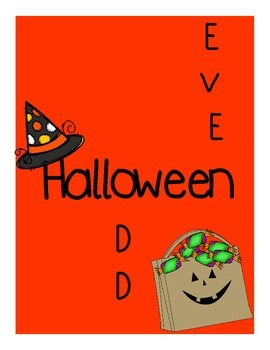 Halloween Odd and Even Sort Games