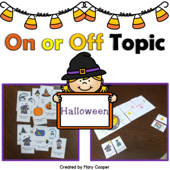 Halloween On/Off Topic