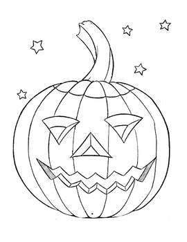 Halloween One Step Equations Color by Number Activity