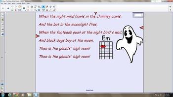 Halloween Orff Bundle - SMART board