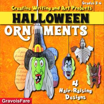 Halloween Fun - Classroom Crafts and Halloween Decorations