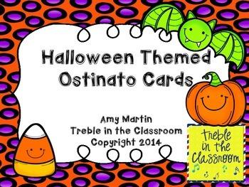 Halloween Ostinato Card