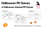 Halloween PE Games - The PE Shed
