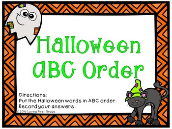 Halloween Pack - 8 Centers!