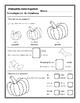 Halloween PACK (Bilingual English & Spanish)