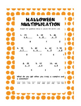 Halloween Pack! Literacy, Math, and Writing Activities
