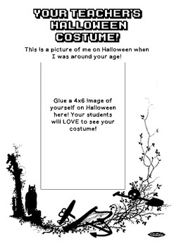 Halloween Lesson Pack! EFL/ALT