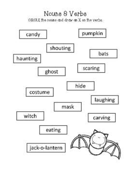 Halloween Packet