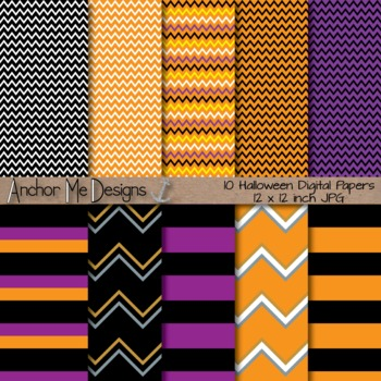 Halloween Papers for Backgrounds, Wallpapers, Bulletins, and More
