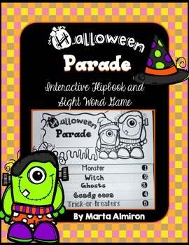 Halloween Parade Flipbook