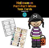 Halloween Number Bonds:: Making a 10