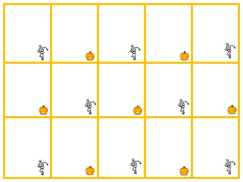"""Halloween Parts of Speech Games """"I have...Who has...?"""" & Sorting for CCSS or ESL"""