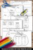 Halloween Literacy Activities,  Parts of Speech Interactive Notebook