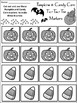 Halloween Party Activities: Halloween Tic-Tac-Toe Games Activity Bundle - B/W