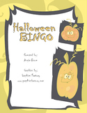 Halloween Party BINGO