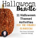 Halloween Party Activities Bundle