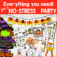 Halloween Party Games and Ideas