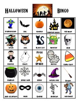 Halloween Party PDF