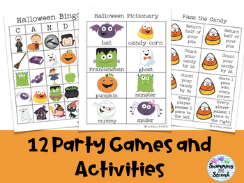 Halloween Party Pack
