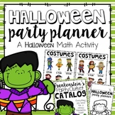Halloween Math Activity {A Project Based Learning Activity}