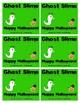 Halloween Party Printable (Ghost Slime Favor)