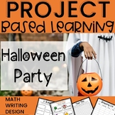 Project Based Learning Halloween Party PBL