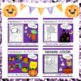 Halloween Party Saver Bundle - Worksheets, Craftivities, Movement Activities...