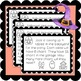 Halloween Party Math Task Cards