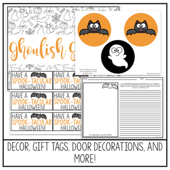 Halloween Party To Go: Decor, Activities and More!