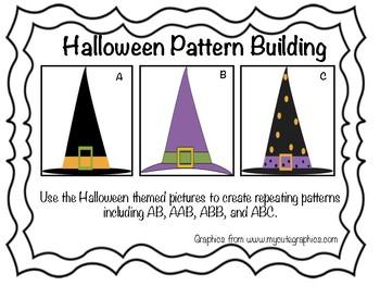 Halloween Pattern Building