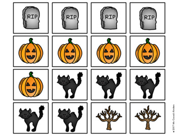 Halloween Pattern Center
